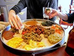Ethiopiech Notre Table Dhôtes à Vevey La Table Ethiopienne - Cuisine ethiopienne